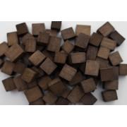 КУБИКИ (сильный обжиг) Щепа дубовая кубической формы /ПРЕМИУМ/ 150 гр.