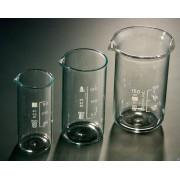 Стакан мерный 250 мл. с шкалой (стекло)