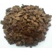 Чипсы дубовые. Щепа дубовая среднего обжига (0,5 кг.)