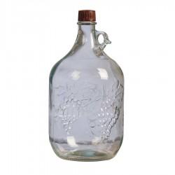 Бутыль ЛОЗА 5л. (виноград)