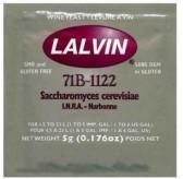 Lalvin 71B-1122 Винные дрожжи 5 гр