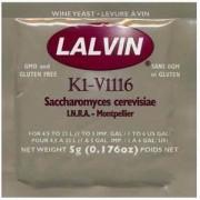 Lalvin K1-V1116 Винные дрожжи 5 гр.