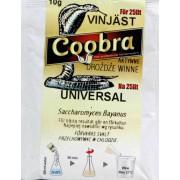 COOBRA UNIVERSAL винные дрожжи
