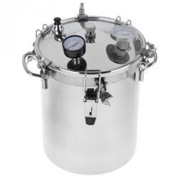 Бытовой автоклав стерилизатор Консерватор Домашний погребок 14 литров