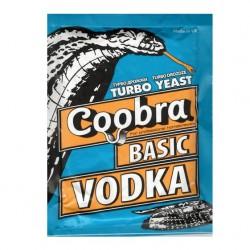 Спиртовые дрожжи Coobra Basic Vodka 65 гр