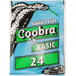 Спиртовые дрожжи COOBRA BASIC 24t, 180гр