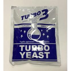 Спиртовые турбо дрожжи Alcotec Turbo 3, 120 гр.
