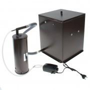 Коптильня ХОЛОДНОГО копчения ДЫМ ДЫМЫЧ 01М дымогенератор+емкость 32л.