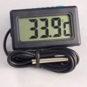 Термометр - Дисплей с проводным термосенсором HY-10